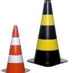 Cone de sinalização Brasília