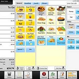 Software para fast food