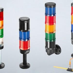 Torre de sinalização 2 cores valor